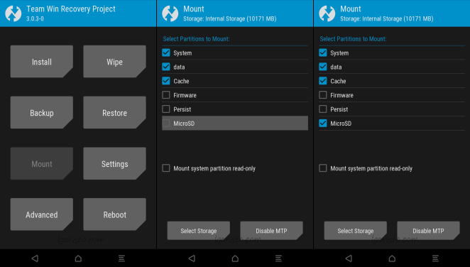 Aristo MS210 Root Twrp