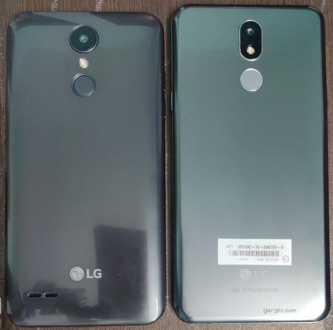 LG Aristo 3 vs LG Aristo 4 Plus