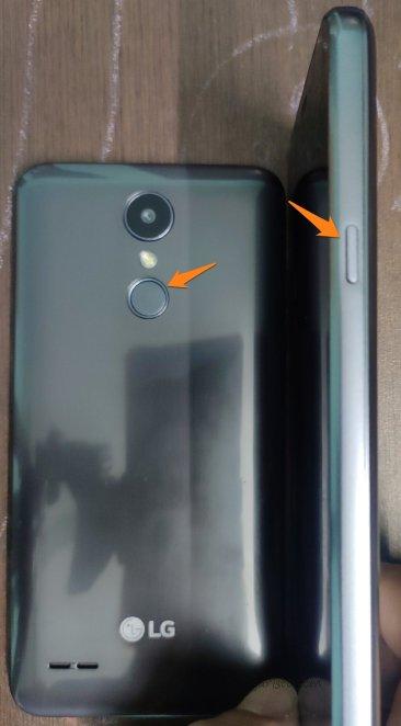 LG Aristo 4 Plus vs Aristo 3 - Power Button