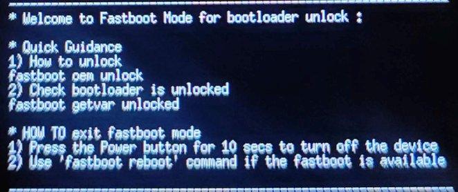 unlock bootloader lg aristo 3 plus