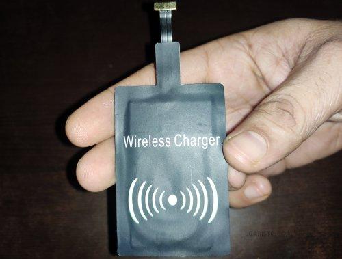 lg aristo 4 wireless charging