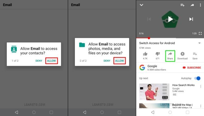 how to bypass google account on lg aristo 2