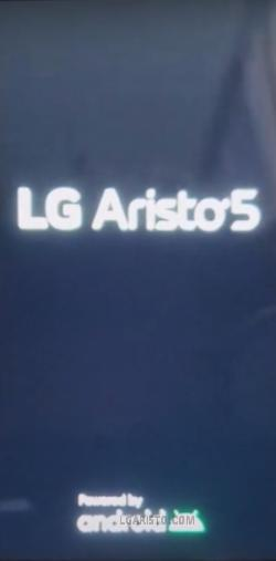 how to unlock lg aristo 5 forgot password