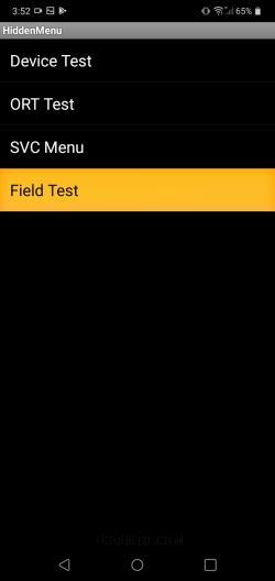 lg phoenix 5 field test